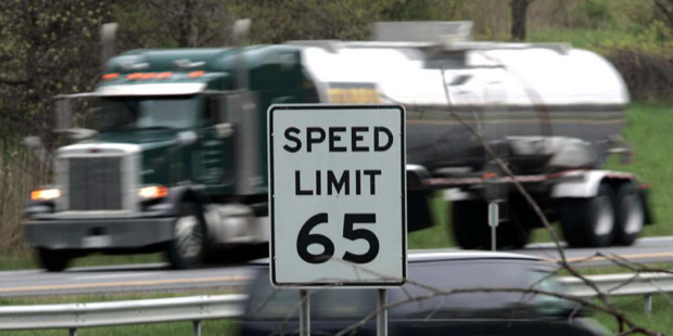 Why Keeping Speed Limit Low, Uniform is Best